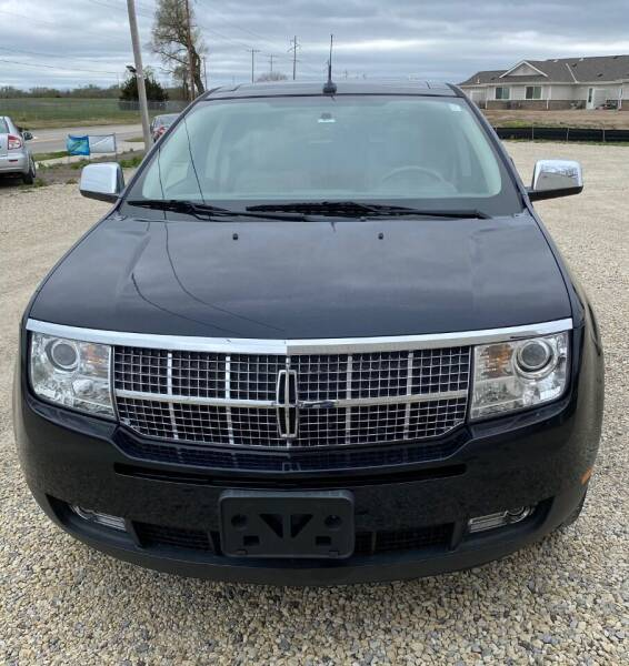 2008 Lincoln MKX for sale at Wessel Family Motors in Valley Center KS