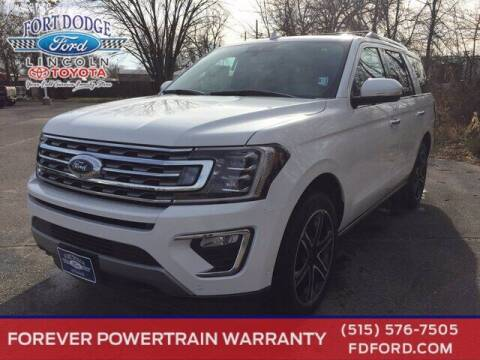 2020 Ford Expedition for sale at Fort Dodge Ford Lincoln Toyota in Fort Dodge IA
