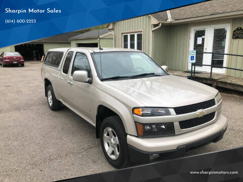2009 Chevrolet Colorado for sale at Sharpin Motor Sales in Columbus OH