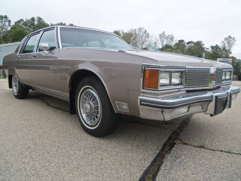 1984 Oldsmobile Ninety-Eight for sale in Jefferson, WI