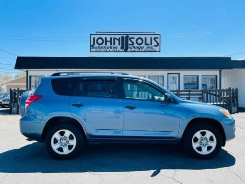 2010 Toyota RAV4 for sale at John Solis Automotive Village in Idaho Falls ID