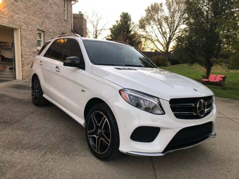 2017 Mercedes-Benz GLE for sale at Hensley Auto Sales in Frankfort KY