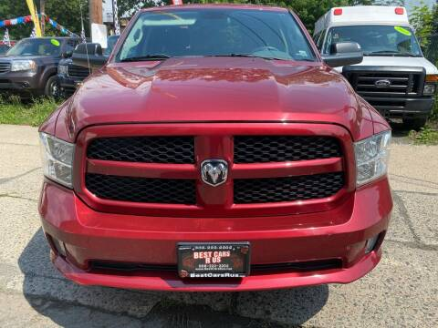 2014 RAM Ram Pickup 1500 for sale at Best Cars R Us in Plainfield NJ
