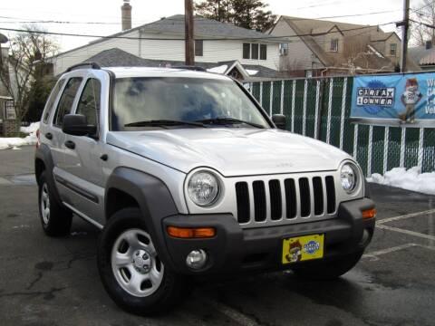 2004 Jeep Liberty for sale at The Auto Network in Lodi NJ