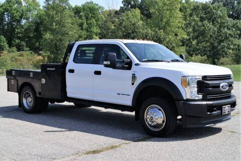 2017 Ford F-450 for sale at KA Commercial Trucks, LLC in Dassel MN