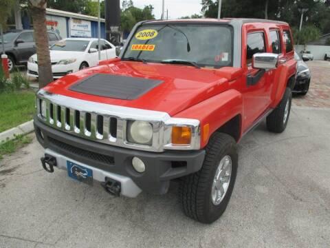 2008 HUMMER H3 for sale at Affordable Auto Motors in Jacksonville FL