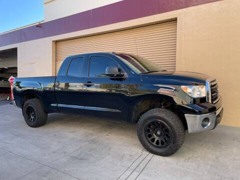 2013 Toyota Tundra for sale at MILLENNIUM CARS in San Diego CA