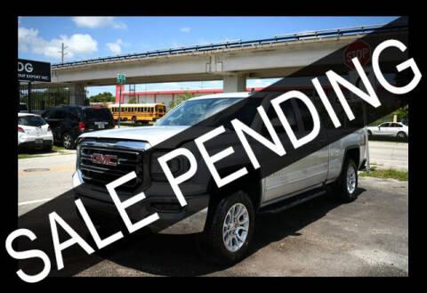 2016 GMC Sierra 1500 for sale at ELITE MOTOR CARS OF MIAMI in Miami FL