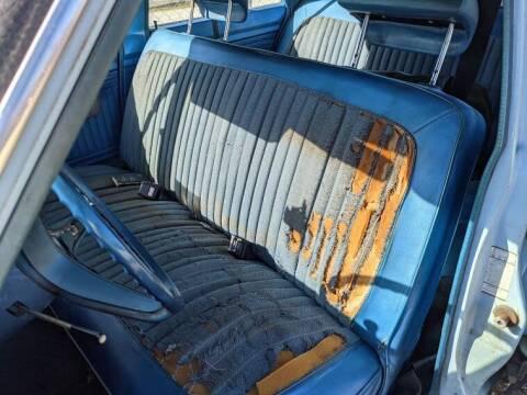 1973 Plymouth Valiant