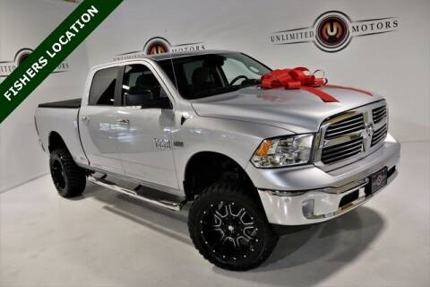 2018 RAM Ram Pickup 1500 for sale at Unlimited Motors in Fishers IN