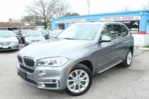 2014 BMW X5 for sale at Drive Now Auto Sales in Norfolk VA