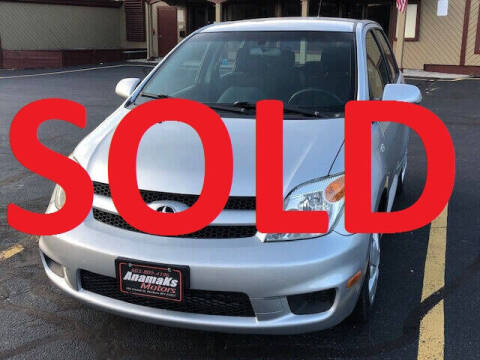 2006 Scion xA for sale at Anamaks Motors LLC in Hudson NH