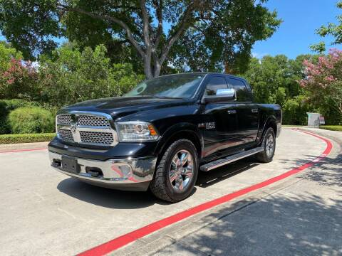 2013 RAM Ram Pickup 1500 for sale at Motorcars Group Management - Bud Johnson Motor Co in San Antonio TX