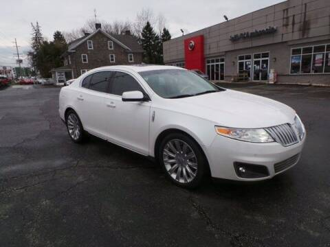 2012 Lincoln MKS for sale at Jeff D'Ambrosio Auto Group in Downingtown PA