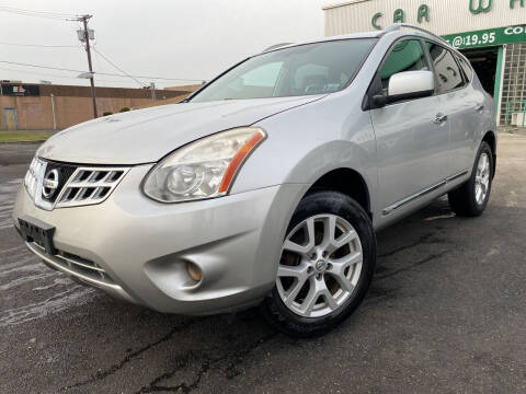 2011 Nissan Rogue for sale at MFT Auction in Lodi NJ