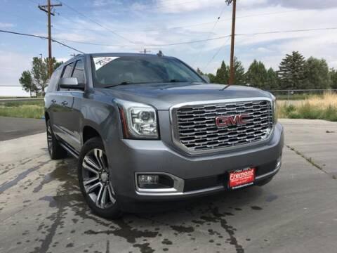 2019 GMC Yukon XL for sale at Rocky Mountain Commercial Trucks in Casper WY