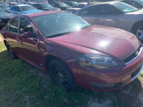 2012 Chevrolet Impala for sale at Augusta Motors in Augusta GA