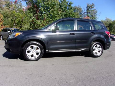 2014 Subaru Forester for sale at Mark's Discount Truck & Auto Sales in Londonderry NH