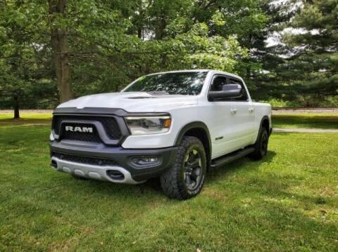 2019 RAM Ram Pickup 1500 for sale at Clark Chevrolet in Cayuga IN