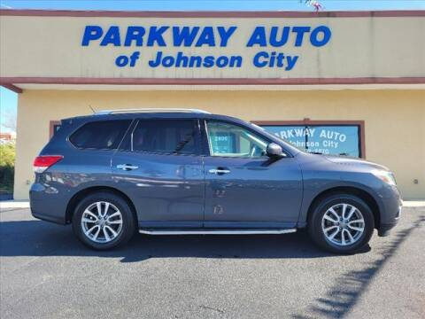 2014 Nissan Pathfinder for sale at PARKWAY AUTO SALES OF BRISTOL - PARKWAY AUTO JOHNSON CITY in Johnson City TN