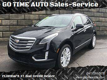 2019 Cadillac XT5 for sale at Go Time Automotive in Sarasota FL
