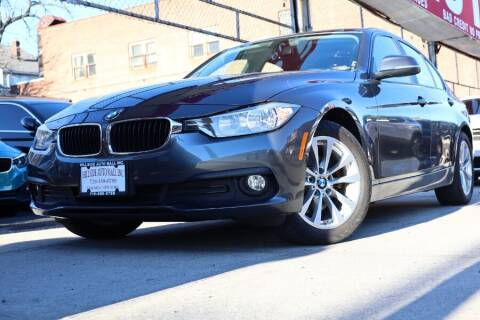 2017 BMW 3 Series for sale at HILLSIDE AUTO MALL INC in Jamaica NY