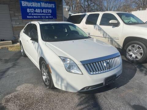 2010 Mercury Milan for sale at Brucken Motors in Evansville IN