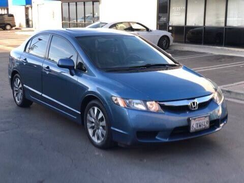 2010 Honda Civic for sale at Autos Direct in Costa Mesa CA