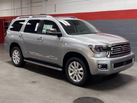2021 Toyota Sequoia for sale at CU Carfinders in Norcross GA
