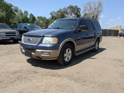 2004 Ford Expedition for sale at HORSEPOWER AUTO BROKERS in Fort Collins CO
