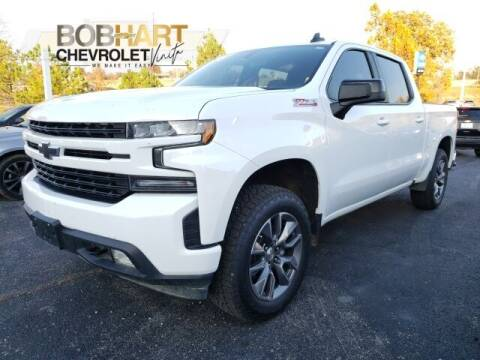 2019 Chevrolet Silverado 1500 for sale at BOB HART CHEVROLET in Vinita OK