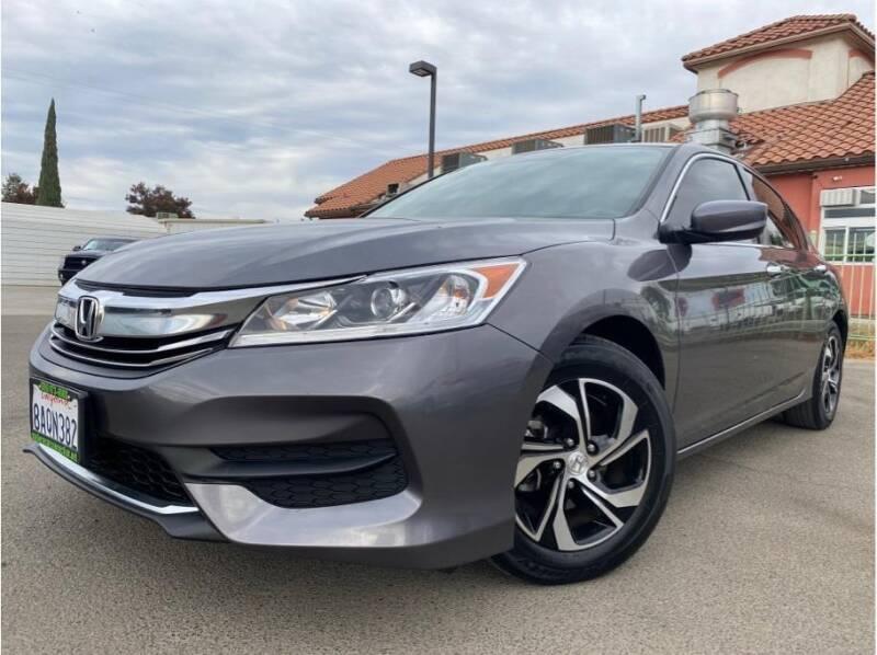 2017 Honda Accord for sale at MADERA CAR CONNECTION in Madera CA