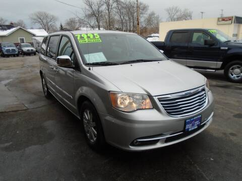2011 Chrysler Town and Country for sale at DISCOVER AUTO SALES in Racine WI