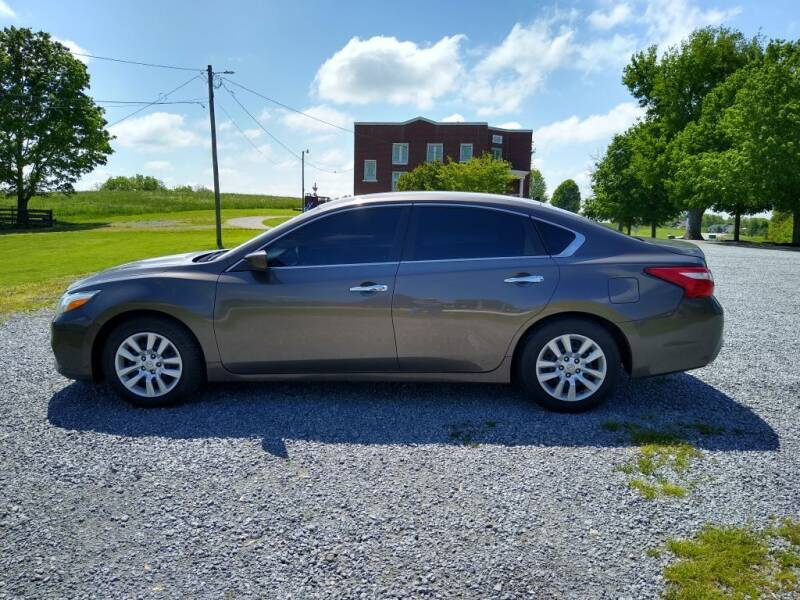 2016 Nissan Altima for sale at Dealz on Wheelz in Ewing KY