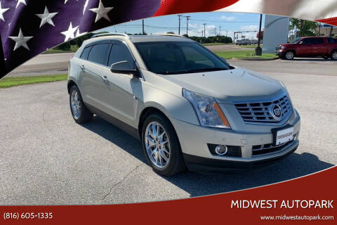 2014 Cadillac SRX for sale at Midwest Autopark in Kansas City MO