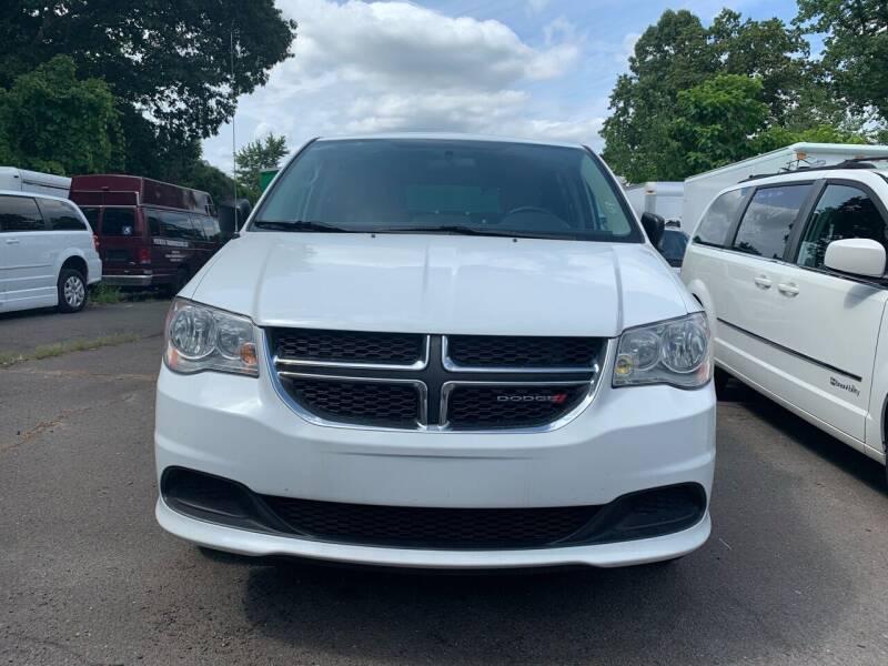 2016 Dodge Grand Caravan for sale at Automotive Fleet Remarketing Inc. in Windsor Locks CT