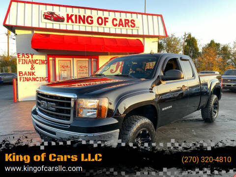 2010 GMC Sierra 1500 for sale at King of Cars LLC in Bowling Green KY