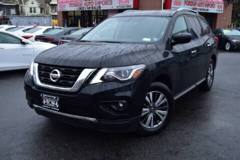 2019 Nissan Pathfinder for sale at Foreign Auto Imports in Irvington NJ