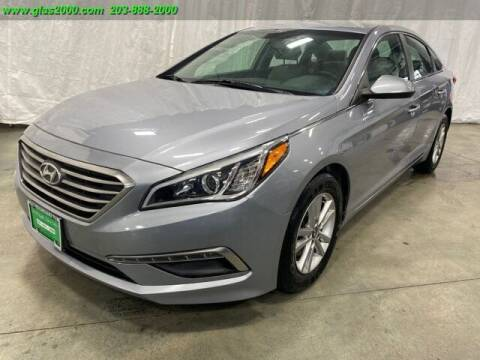 2015 Hyundai Sonata for sale at Green Light Auto Sales LLC in Bethany CT