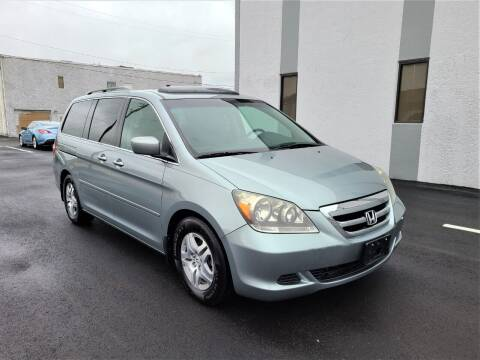 2007 Honda Odyssey for sale at Image Auto Sales in Dallas TX
