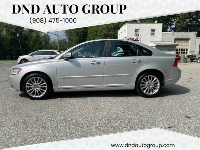 2010 Volvo S40 for sale at DND AUTO GROUP in Belvidere NJ