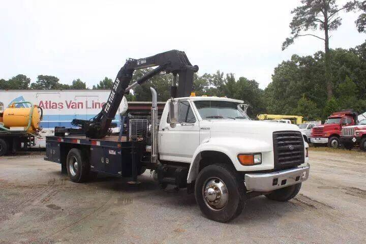 1998 Ford F-800 for sale at Vehicle Network - Davenport, Inc. in Plymouth NC