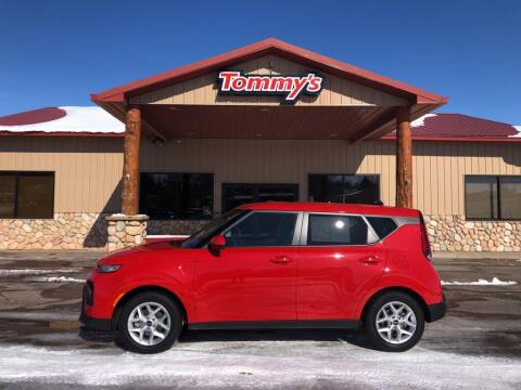 2020 Kia Soul for sale at Tommy's Car Lot in Chadron NE