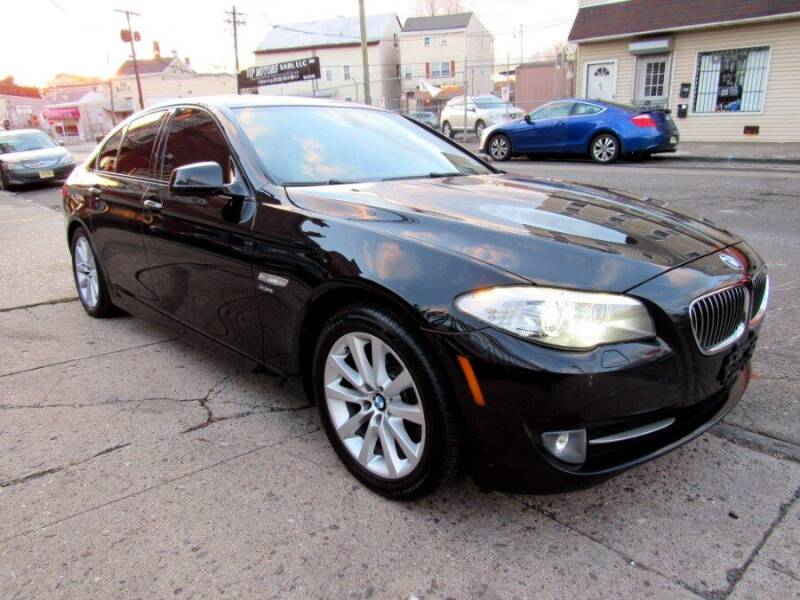 2012 BMW 5 Series for sale at MFG Prestige Auto Group in Paterson NJ
