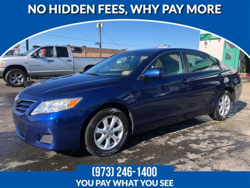 2011 Toyota Camry for sale at Route 46 Auto Sales Inc in Lodi NJ