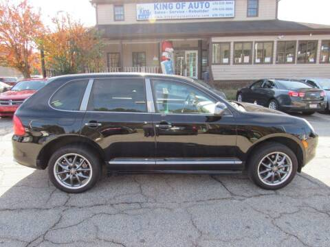 2006 Porsche Cayenne for sale at King of Auto in Stone Mountain GA