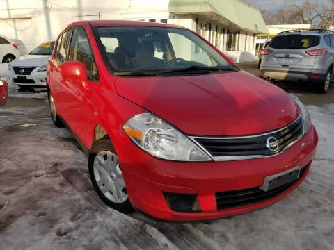 2010 Nissan Versa for sale at RBM AUTO BROKERS in Alsip IL