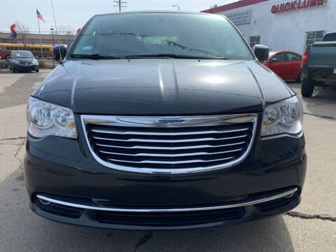 2016 Chrysler Town and Country for sale at Minuteman Auto Sales in Saint Paul MN