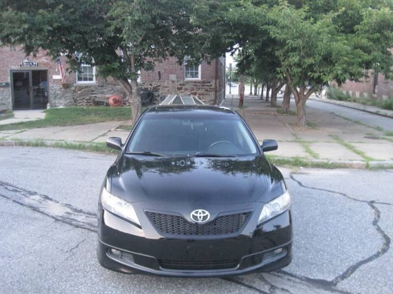 2009 Toyota Camry for sale at EBN Auto Sales in Lowell MA