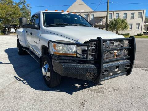 2006 Dodge Ram Pickup 3500 for sale at Consumer Auto Credit in Tampa FL